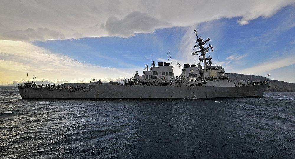 Americký torpedoborec Laboon