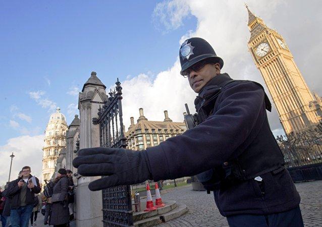 Londýnská policie