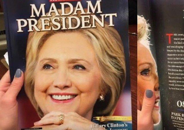 Newsweek oznámil omylem vítězství Clintonové