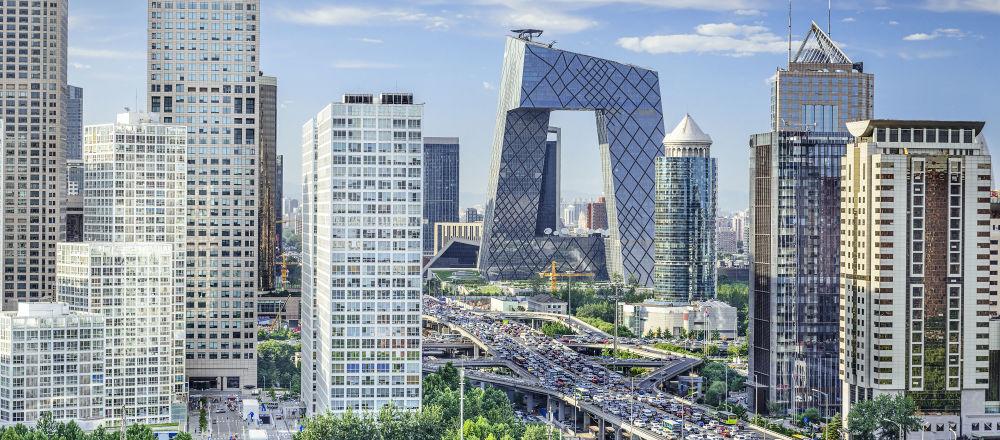 Peking, Čína. Ilustrační foto