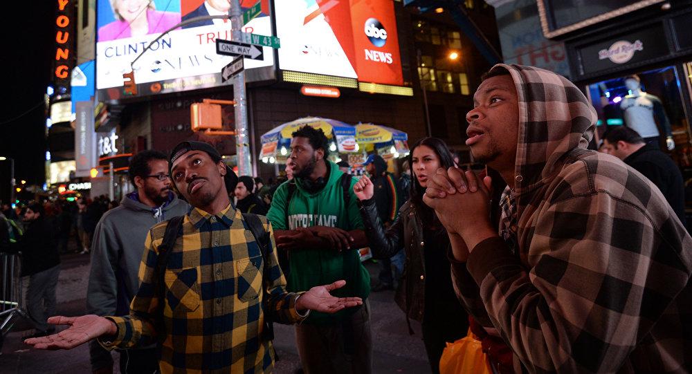 Náměstí Times Square v New Yorku