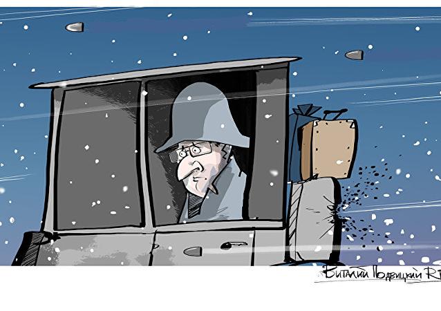 Zimní útok
