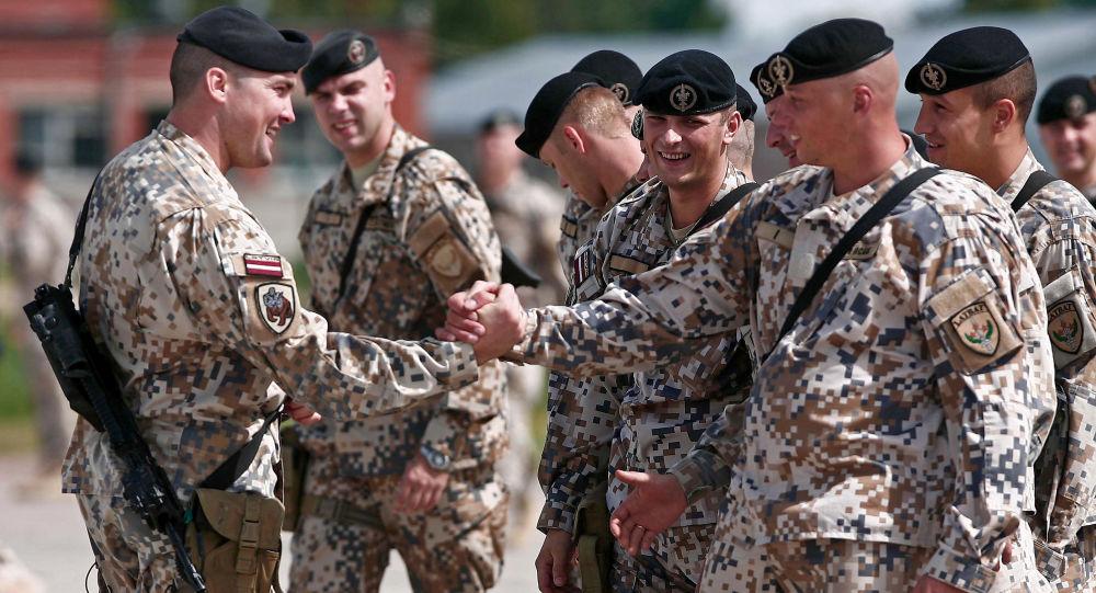Lotyšská armáda