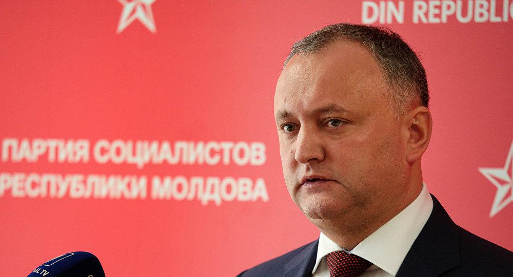 Moldavský prezident zrušil vojenské cvičení s USA. Začal bránit zem před NATO a USA