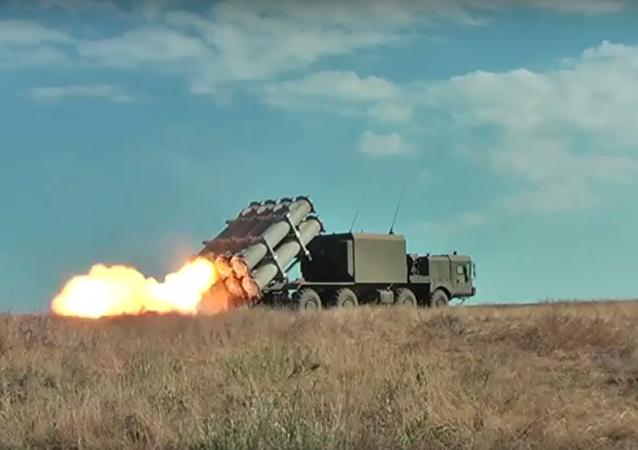 MO RF uveřejnilo video ke Dni raketových vojsk a dělostřelectva