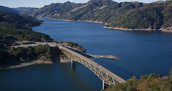 Jezero Sonoma, Kalifornie