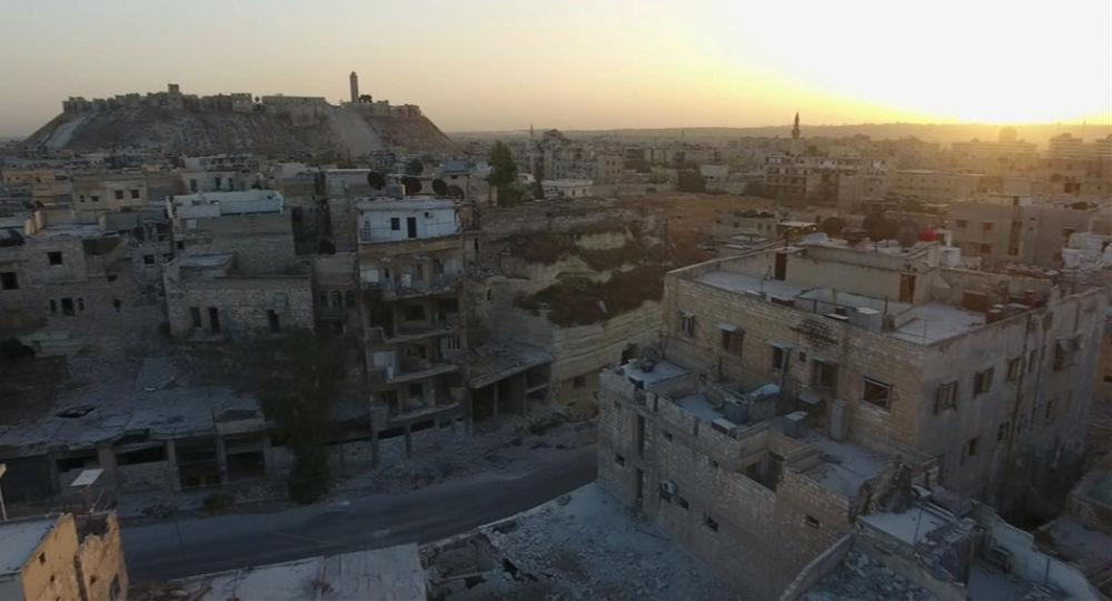 Aleppo, Sýrie