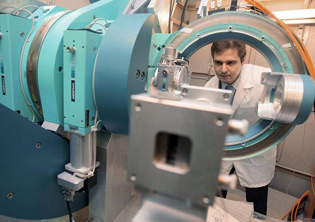 Kurčatovův institut, zkoumání nanotechnologií