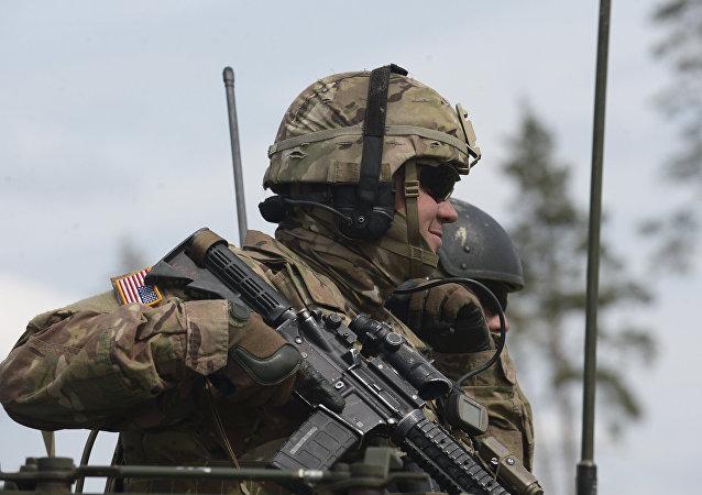 Cvičení Saber Strike 2016 v Estonsku. Ilustrační foto