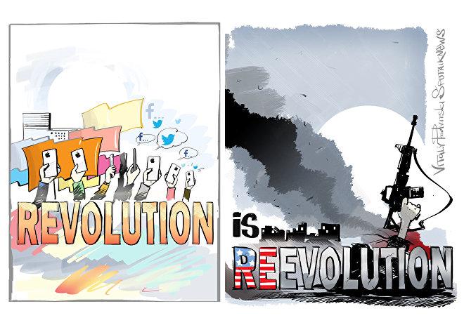 Barevná revoluce: další část?