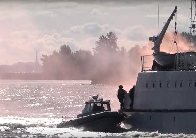 Ministerstvo obrany uveřejnilo video ke Dni námořní pěchoty