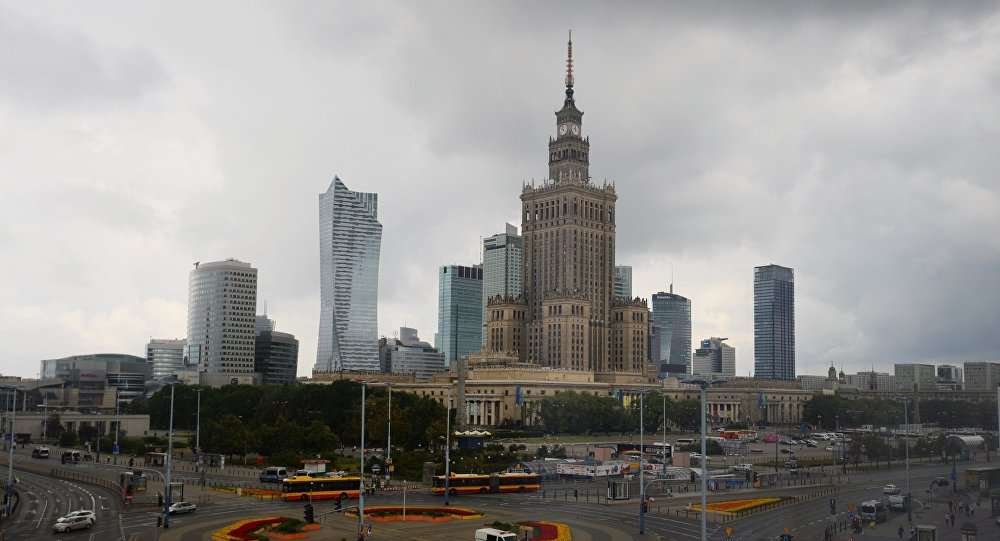 Polsko. Varšava