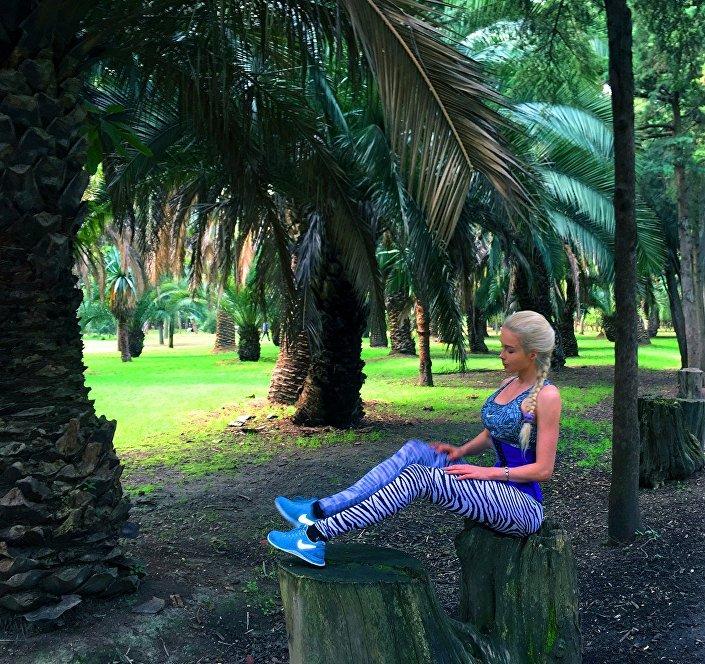Valérie Lukjanovová je ruská Barbie