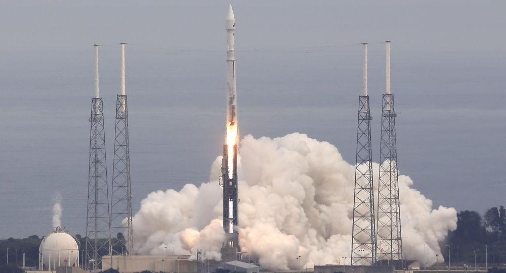 Start rakety Atlas 5
