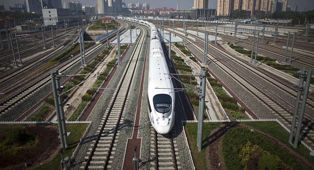 Rychlík v Pekingu