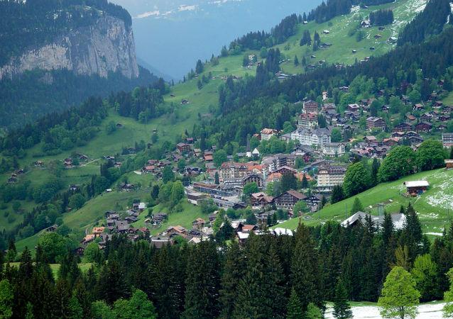 Švýcarsko. Ilustrační foto