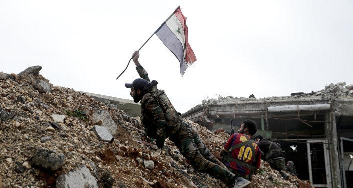 Syrské úřady zcela kontrolují přes 95 % území Aleppa