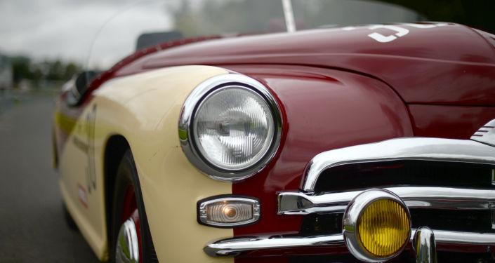 automobil Poběda