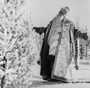 Záběr z filmu Mrazík