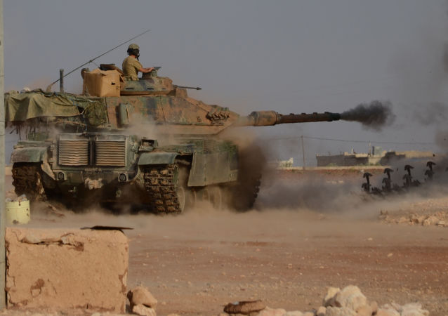 Turecká vojska