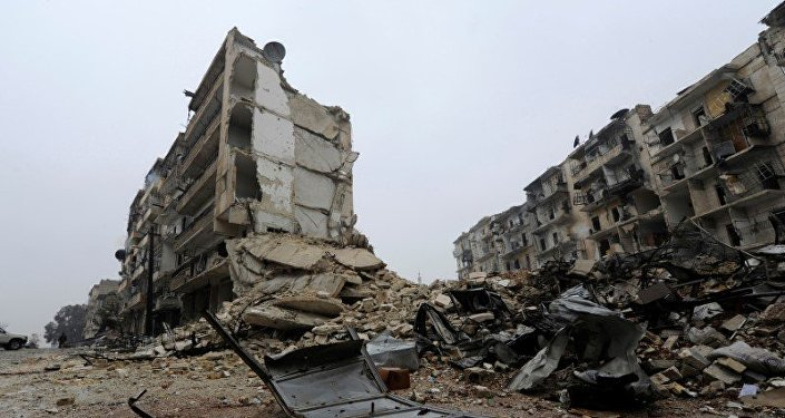 Aleppo, 13. prosince 2016