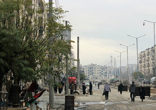 Osvobozené Aleppo