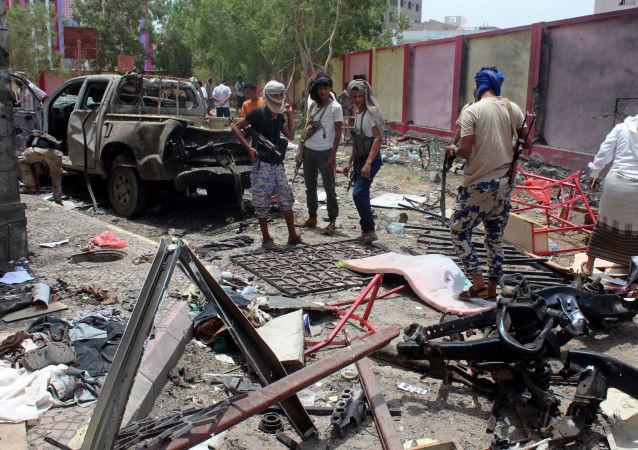 Jemen, Aden