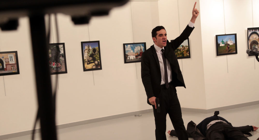 Vražda ruského velvyslance v Ankaře