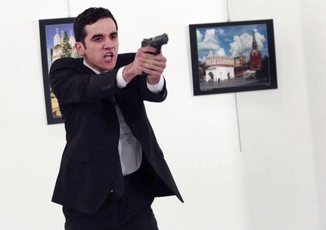 Zavraždění ruského velvyslance v Ankaře