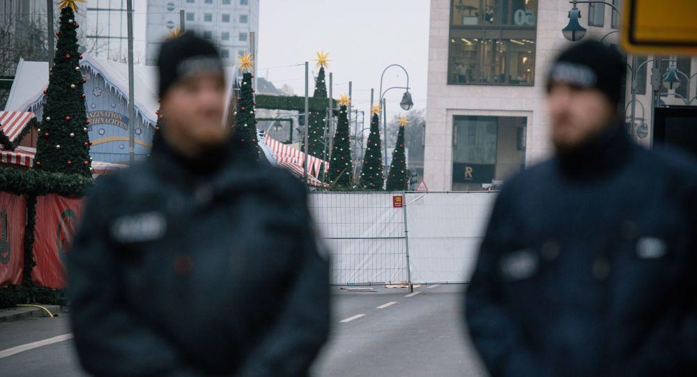 Nedaleko místa útoku v Berlíně