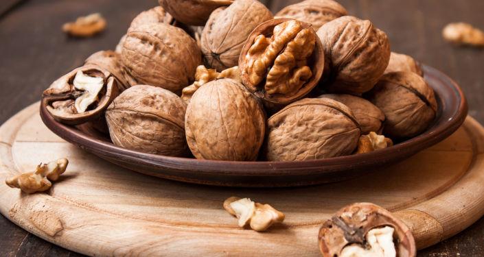 Vlašské ořechy. Ilustrační foto