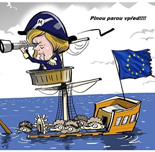 FP: jediný zůsob, jak ochránit Západ – donutit Merkelovou odejít