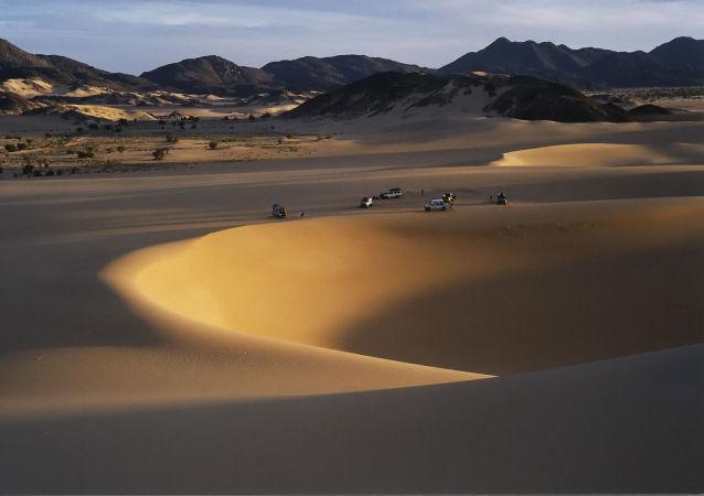 Přírodní rezervace Aïr a Ténéré (Niger) jsou největším chráněným územím v Africe.