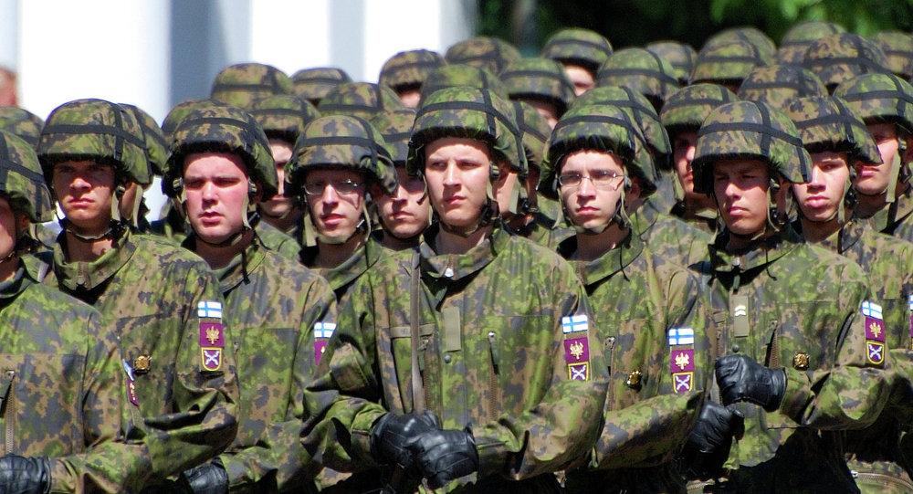 Finští vojáci
