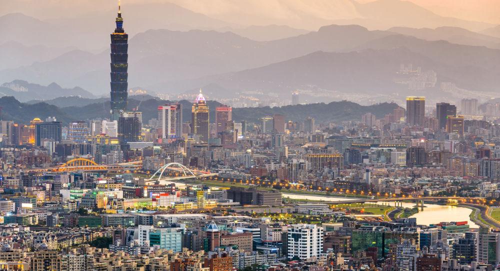 Tchaj-pej. Ilustrační foto