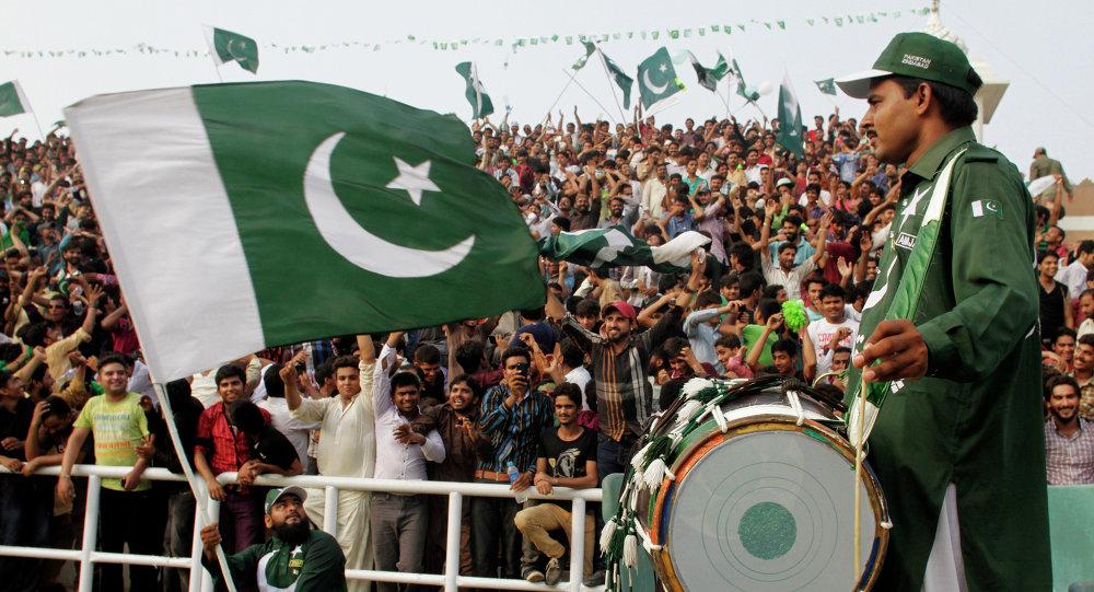 Oslavy Dne nezávislosti v Pákistánu. Ilustrační foto