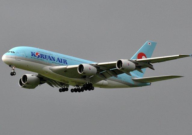 Jihokorejská letecká společnost Korean Air