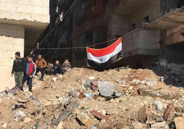 V Aleppu
