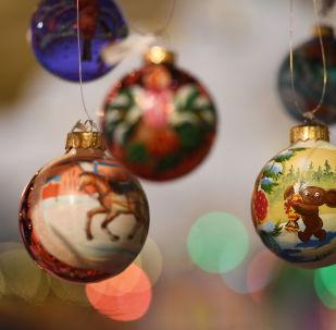 Vánoční ozdobičky