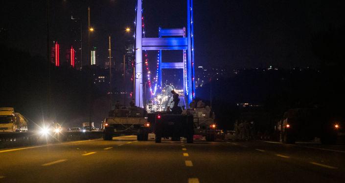 Turecká armáda během protestů
