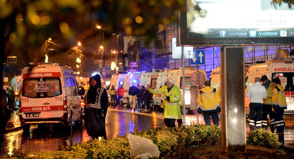 V Istanbulu došlo k teroristickému útoku v nočním klubu