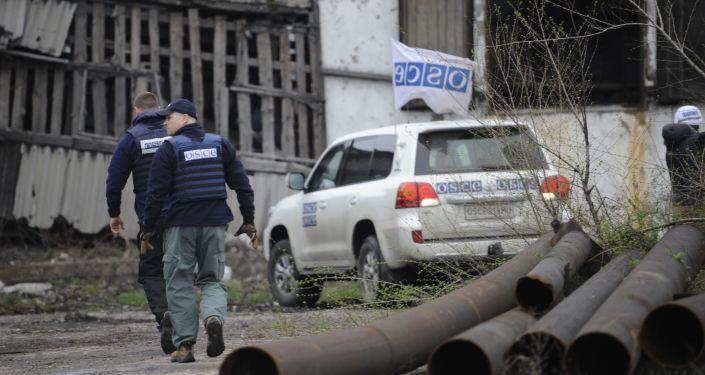 OBSE na Donbasu