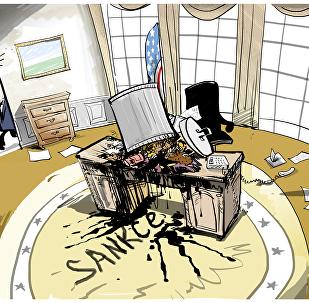 Nepřekonatelný odchod prezidenta