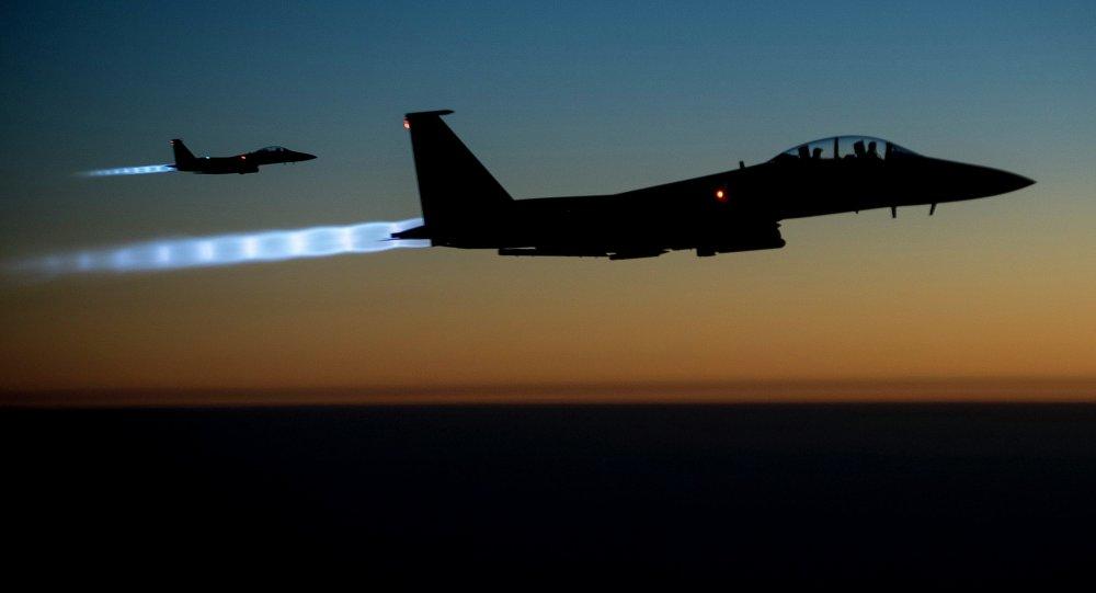 Letectvo Spojených států amerických