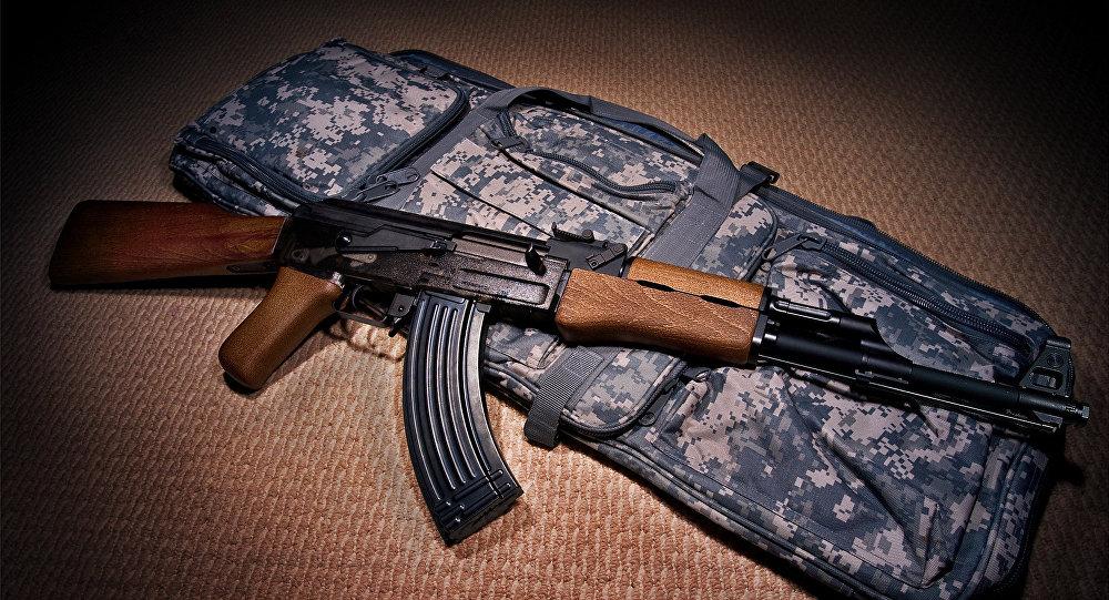 AK-47. Ilustrační foto