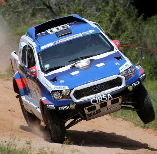 Cestou necestou na rallye Dakar 2017