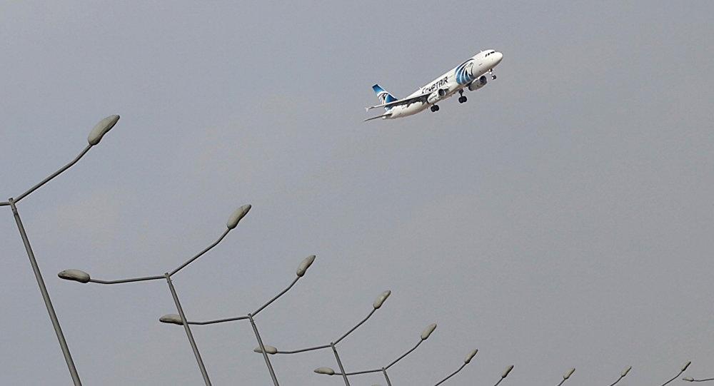 Ledalo společnosti EgyptAir