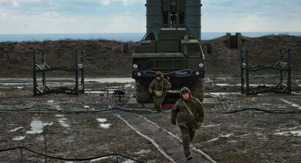 S-400 na Krymu