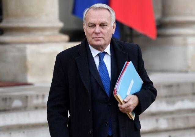 Šéf francouzské diplomacie Jean-Marc Ayrault