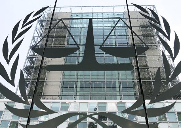 Budova Mezinárodního trestního soudu v Haagu. Ilustrační foto